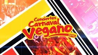 Cocierto Eddy Herrera Carnaval Vegano 2016