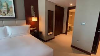 Superior One Bedroom Suite at Hilton Doha The Pearl Residences