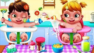 Babysitter Baby Care Crazy Time - Funny Gameplay Android