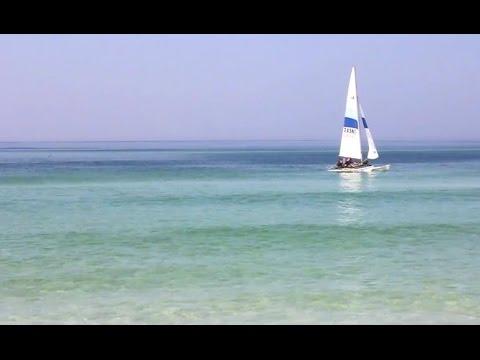 SoWal Short - Catamaran Sailing at Inlet Beach, Florida