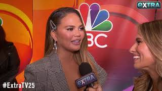 Chrissy Teigen Says This Mother's Day Gift from John Legend Made Her Cry