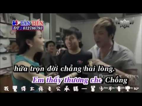 Nonstop Chồng yêu-  Saka Truong tuyen  Karaoke
