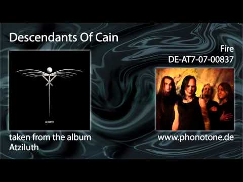 Descendants Of Cain - Fire