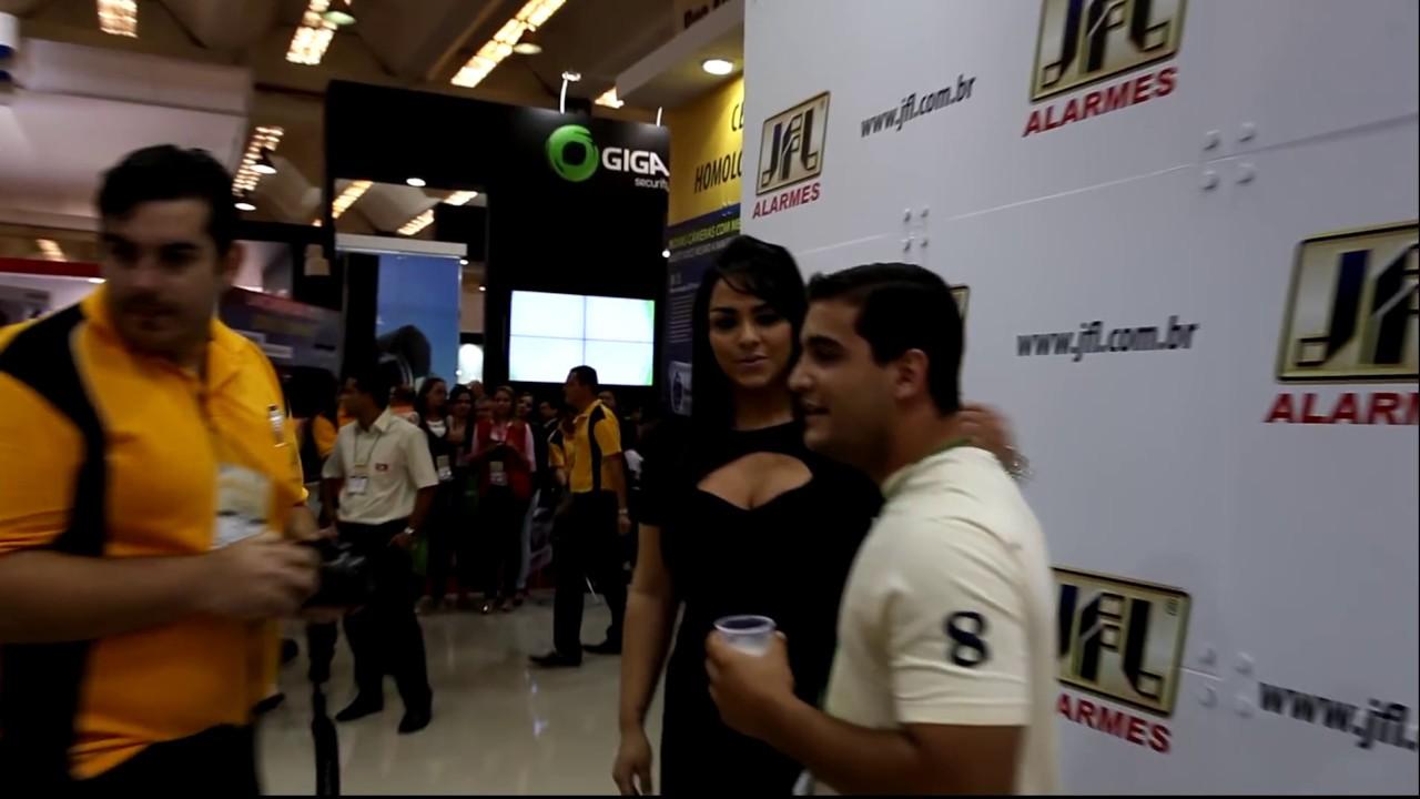 Andressa Soares Fotos Playboy andressa soares - a mulher melancia - exposec 2012 jfl alarmes