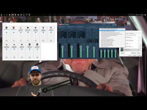 [Twitch Tutorial] Separating Music And Game Audio With Audio-Router And Voicemeeter Banana