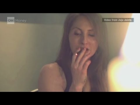 The discreet way to get high: Rise of the e-joint