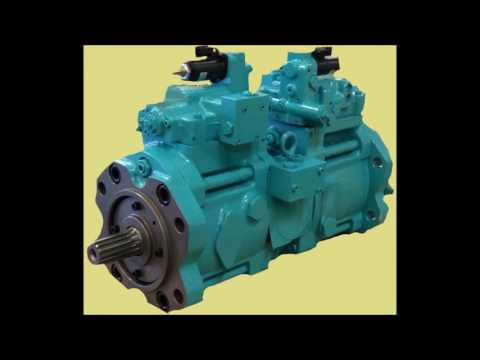 Loram Hydraulic Pumps