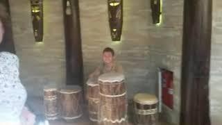 Клип Текилы на песню Барабан