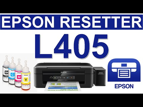Full Download] Reset Waste Ink Pad Epson L405 Series Almohadillas