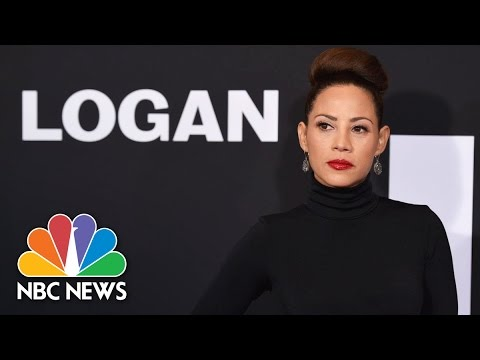'Logan's' Elizabeth Rodriguez Talks Border Wall, Latinas In Entertainment  NBC