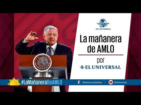 La Mañanera de AMLO, Viernes 29 de mayo de 2020  | En Vivo