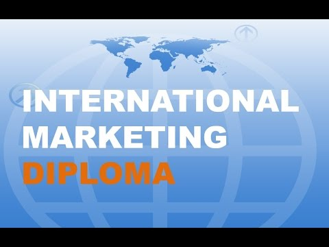 International Marketing Diploma - Market Entry strategies
