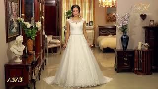 свадебные платья Victoria Karandasheva