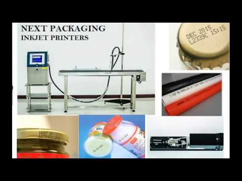 Automatic Batch coding Machine , MRP printing machine , Inj