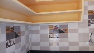Kitchen bath hall bed wooden ceramic veterified tiles