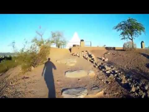Papago Run: 8 miles (Tempe, Arizona)