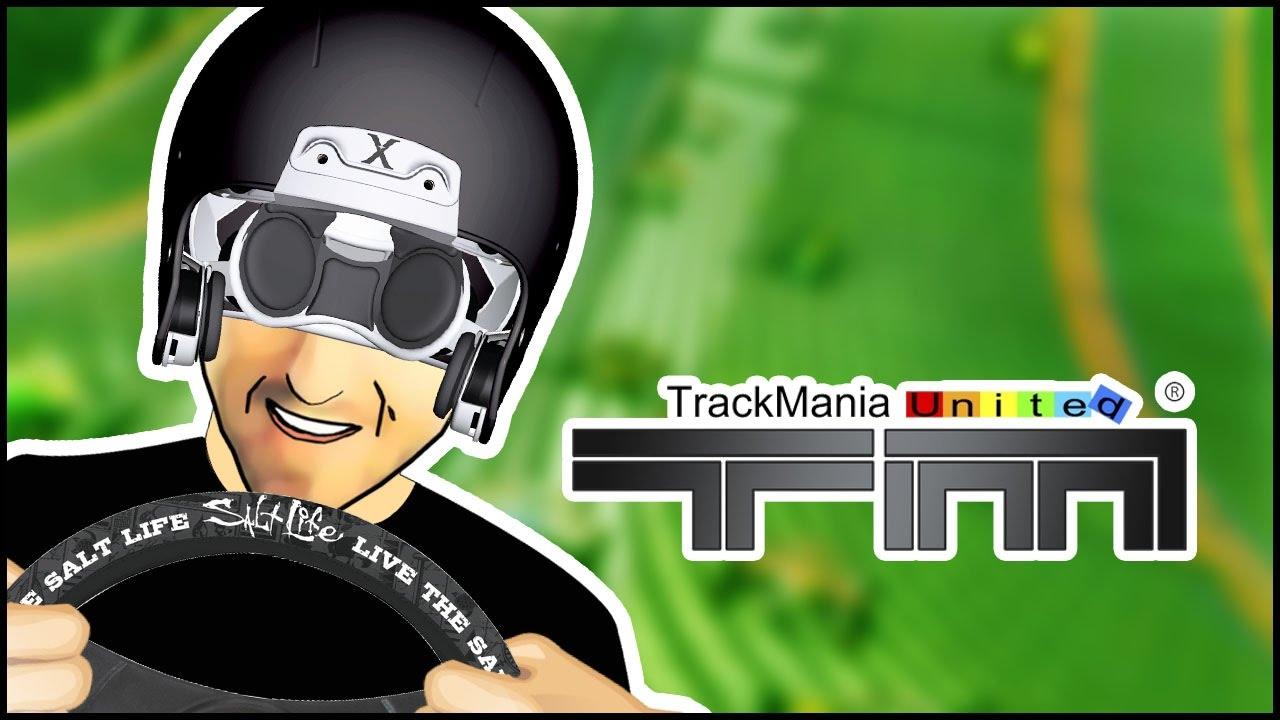 TrackMania #44 - MŁOTECZKA TO JEDNAK NAJWIĘKSZY ZBOK NA YT! :P