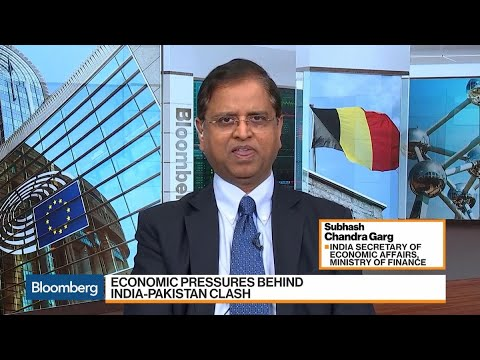 India's Finance Secretary on Economy, Rupee Ahead of Elections