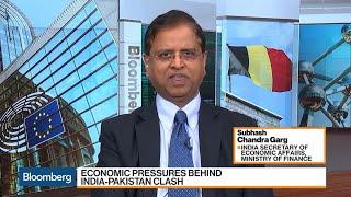India's Finance Secretary on Economy, Rupee Ahead of Elections