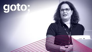 GOTO 2018 • Coworking Spaces - a Journey through the Concepts • Dina Sierralta