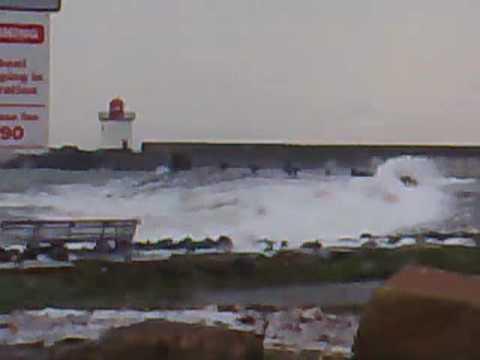 Bad Weather Burry Port Marina, Carmarthenshire