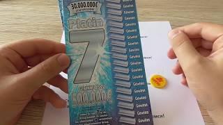 Самая честная немецкая лотерея! Билет за 10 €
