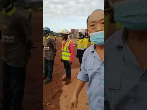 STOP ASIAN HATE YOU SAY? Chinese Attacks African Worker!