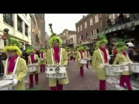showorkest harmonie fortissimo in de optocht 2011 - youtube