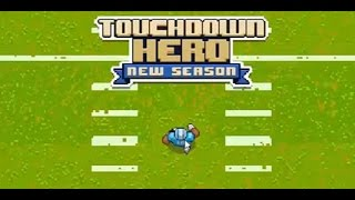 Touchdown Hero New Season |  American Football Games for Kids | Mopixie.com