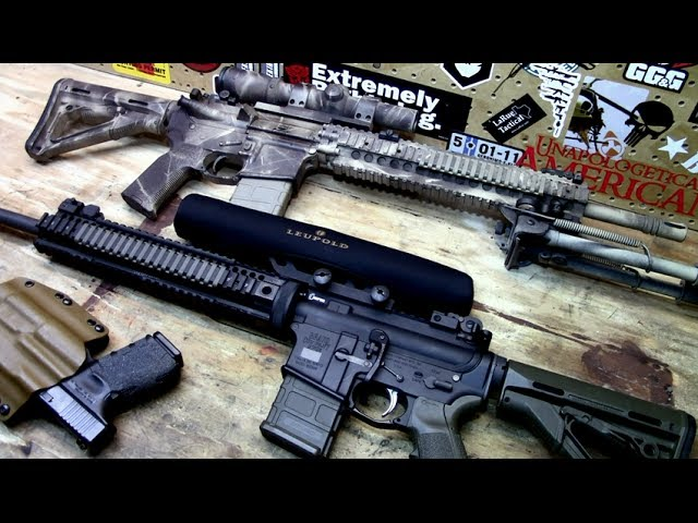 AR-15 Accessories: Do's and Don'ts PART 6