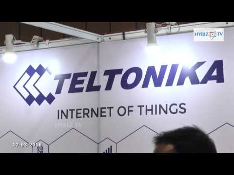 Mobile and Wireless Telecommunication Devices - Teltonika - Safety Security India 2016