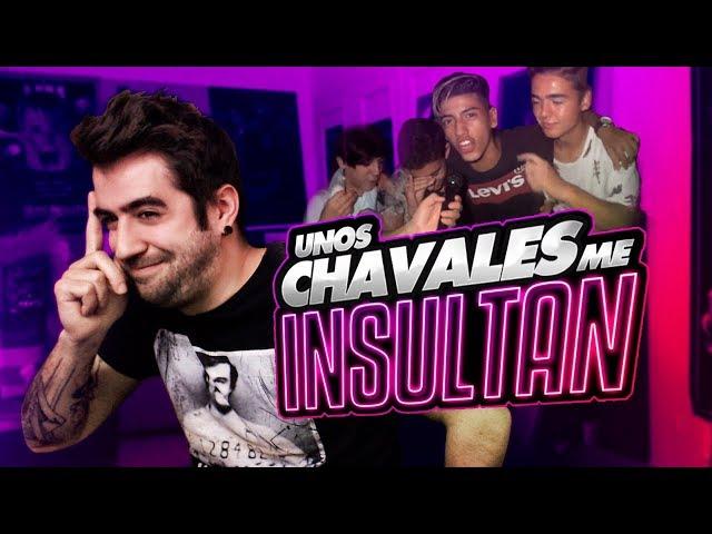 """LOS CHAVALES DEL VÍDEO """"LA JUVENTUD DE HOY EN DÍA"""" ME CONTESTAN"""
