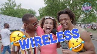LOVE ISLAND SNOG SMASH OR MARRY 😂 | AT WIRELESS FESTIVAL 2019