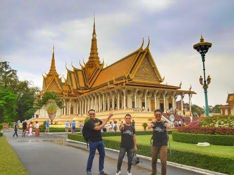 CAMBODIA - Royal Palace, Phnom Penh