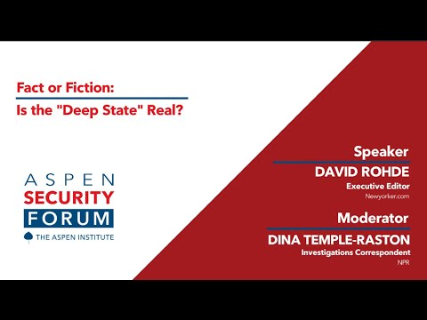 """Fact or Fiction: Is the """"Deep State"""" Real?"""