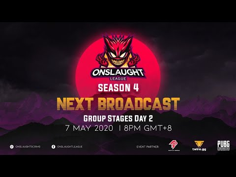 Onslaught League Season 4 | Group BC - Caster: Sonbus