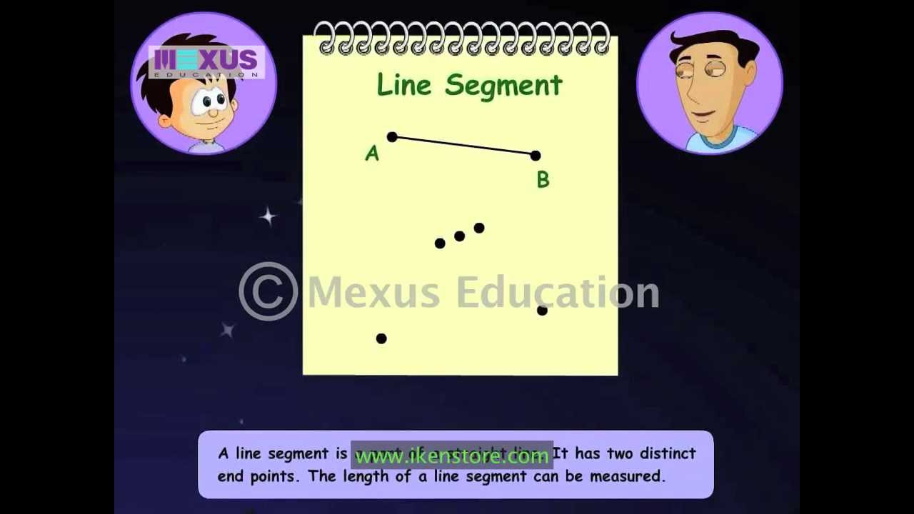 Sing Maths Song to Learn Mathematics - Points Lines Line Segments and Rays - YouTube