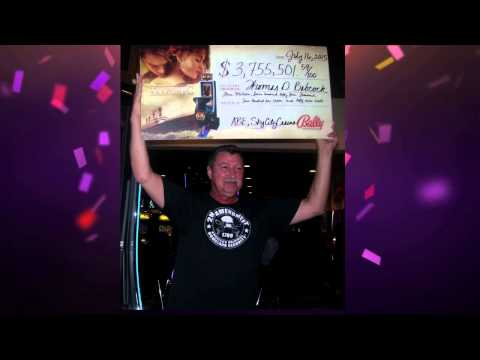 Sky City Casino & Hotel $3 Million Dollar Winner
