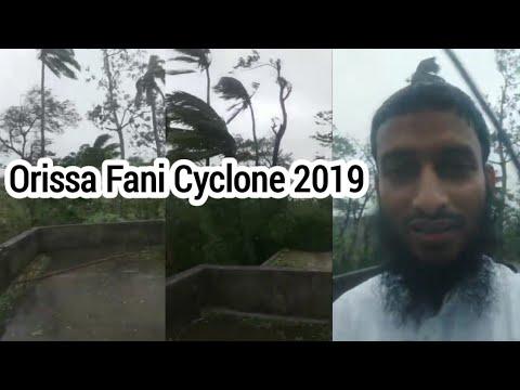Odisha Foni Cyclone 2019 | Orissa Cyclone Fani 2019 Live | ଓଡିଶା ବାତ୍ଯା ଫନି ୨୦୧୯ ମଇ