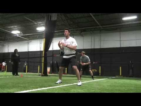 Reaction Coach Demonstration At Chip Smith Performance