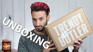 Trendy Butler November 2018 Unboxing | Men