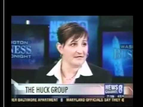 ABC 8 News - Washington Business Tonight, Juliet Huck  live in-studio appearance] (12-08-09)