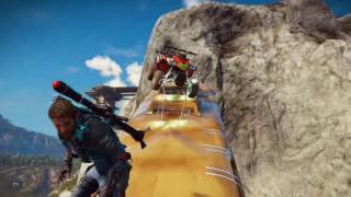 Just Cause 3 Fun with Physics ... It