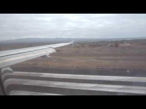 Landing to Beltra, Galapagos Island
