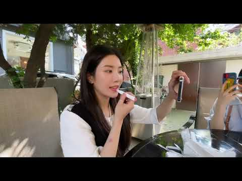 Download [Upscaled 4K] Kwon Eunbi and Lee Chaeyeon date with Bae Yoonjung's - 2