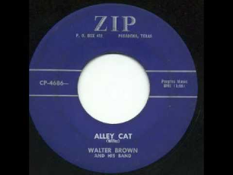 Walter Brown - Alley Cat