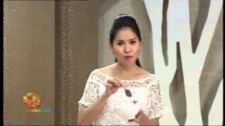 Mẹo làm đẹp với gấc - Vui Sống Mỗi Ngày [VTV3 - 31.12.2013]