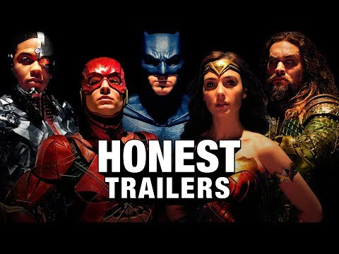 Honest Trailers - Justice League