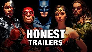Honest Trailers Justice League