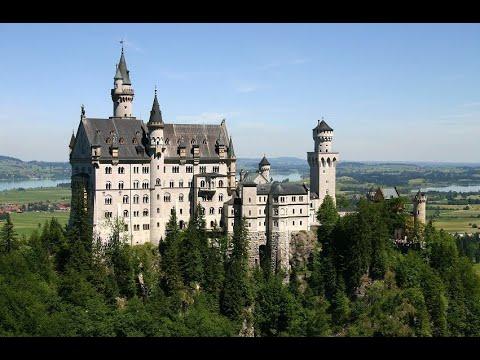 Бавария. Замок Нойшванштайн – Новый Лебединый Утес